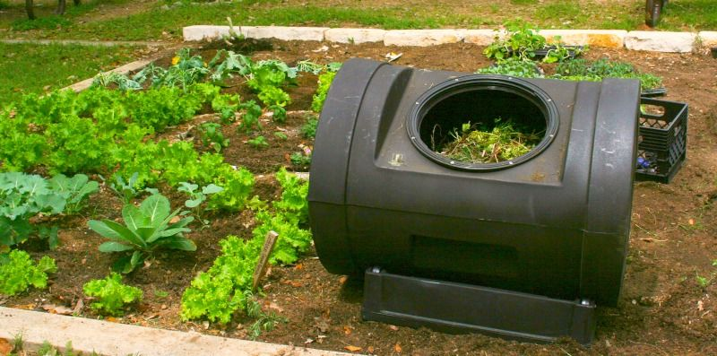 Home Composting Easy Simple